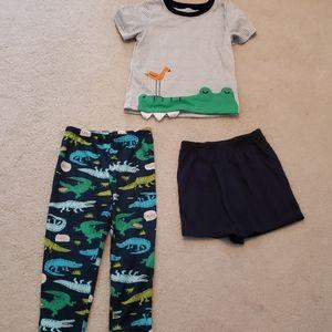 Carter's Toddler Boy 5T 3PC Pajama Set